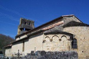 église de Vic d'Oust